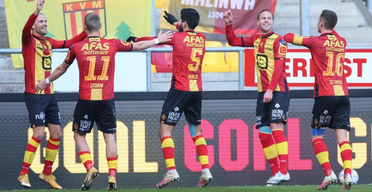 """Propere Handen leeft nog bij KV Mechelen: """"Dat speelt zeker mee"""""""