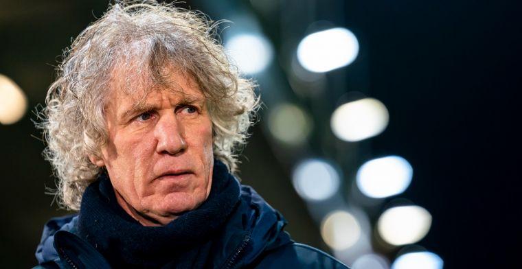 Verbeek verbaasd over gevecht in Eredivisie-kelder: 'Daar begrijp ik niets van'