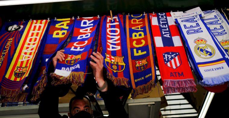 'Twee jaar Europese uitsluiting dreigt voor vier vasthoudende Super League-clubs'