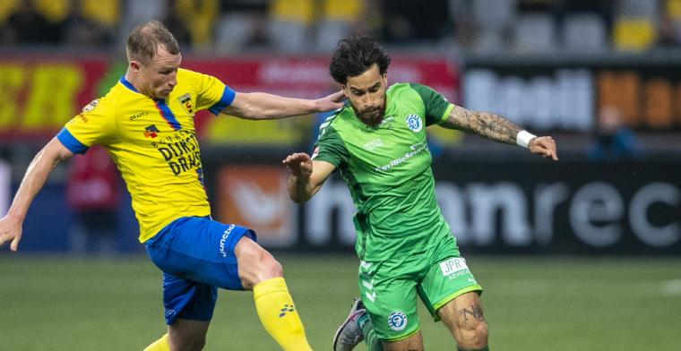 Volgende speler geeft jawoord aan Cambuur: 'Ruim honderd Eredivisie-duels'