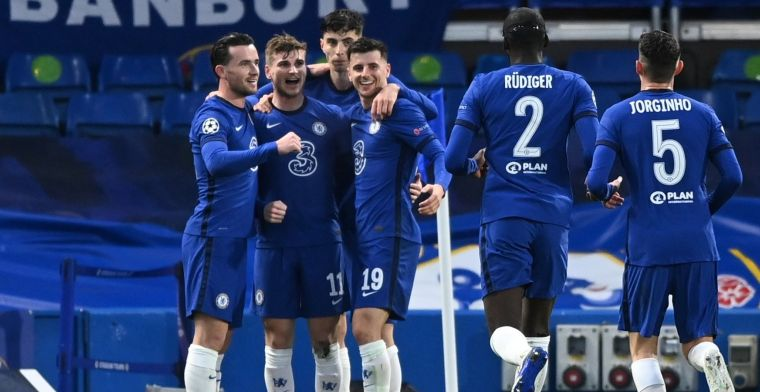 Chelsea is Real Madrid de baas en zorgt voor Engelse Champions League-finale