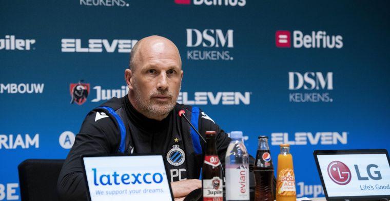 Clement: Het lukte niet om over Anderlecht te lopen