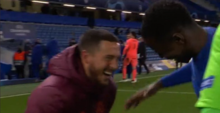 Joos steunt Hazard: Hem nu afmaken op basis van dit beeld is gewoon hypocriet