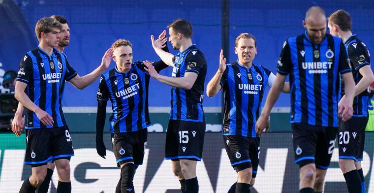 In 2021 kleurde Club Brugge oranje met straffe cijfers voor Vormer, Dost en Lang