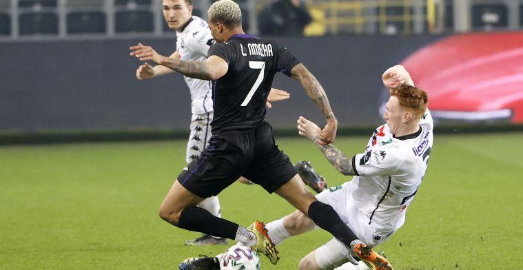 """Anderlecht strijdt met Engelse en Duitse clubs: """"Interesse Nmecha wordt groter"""