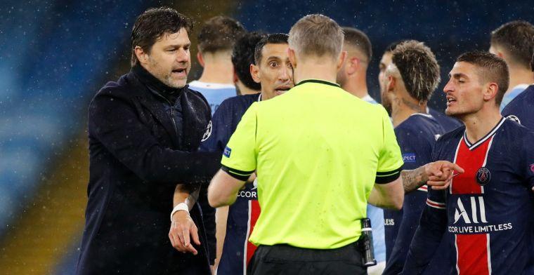 Franse verontwaardiging over Kuipers: Wat denk je dat spelers allemaal roepen?