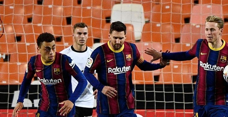 'Barça-selectie is vervroegd getest na Messi-barbecue en kan opgelucht ademhalen'