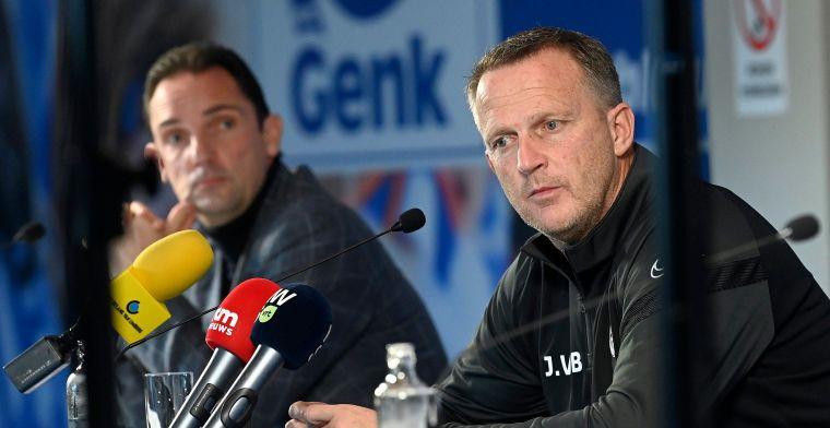 Gretigheid spat ervan af bij Genk en Van den Brom: Ze staan alweer te trappelen