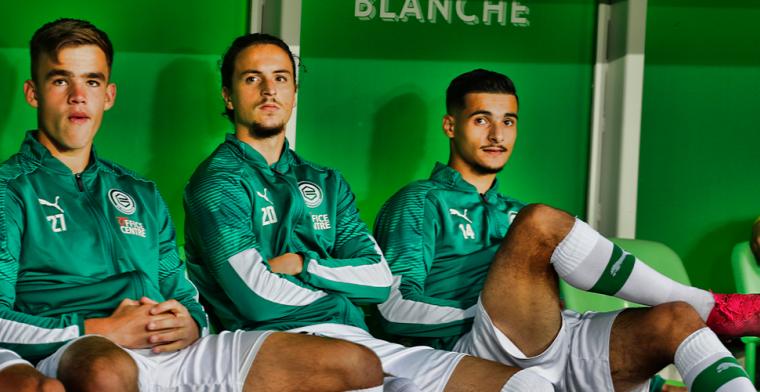 FC Groningen ziet spits (20) ondanks aanbieding naar Excelsior vertrekken