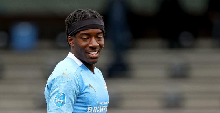 'Borussia Dortmund ziet ideale opvolger van Sancho rondlopen bij PSV'
