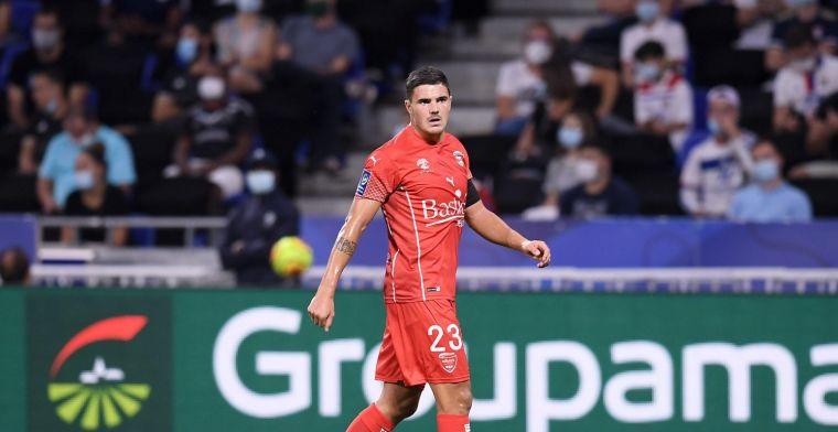 'Antwerp wil verdediger Briançon (26) weghalen uit de Ligue 1'