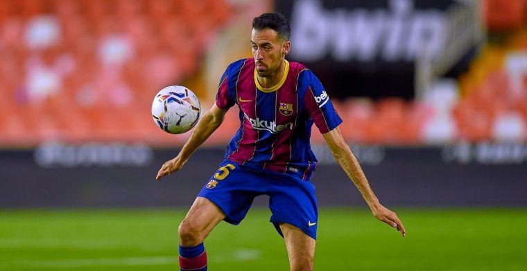 MD: financieel geplaagd Barça noteert drietal in 'busca del nuevo Busquets'