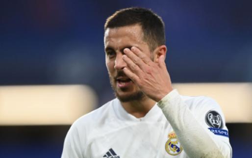 Het geduld van Real Madrid is op: 'Hazard mag club verlaten'
