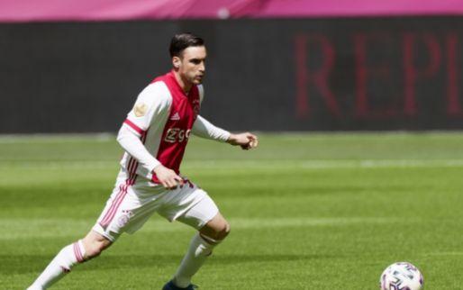 Ajax stuurt Tagliafico op vakantie: 'Dit wordt zijn laatste trainingsdag'