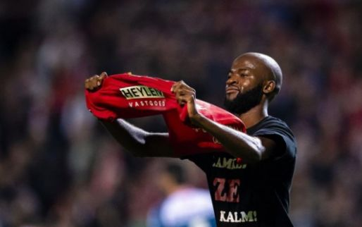 UPDATE: 'Naast Lamkel Zé testen nog drie Antwerp-spelers positief'