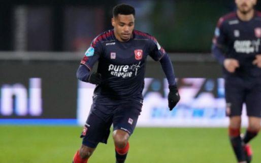 'Ik speel volgend jaar niet bij Twente en hoop er bij Ajax-Feyenoord bij te zijn'