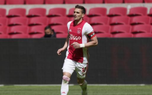 Tadic snapt Ajax-vertrek niet: 'Hij heeft hier toch alles? Zonde is het wel'