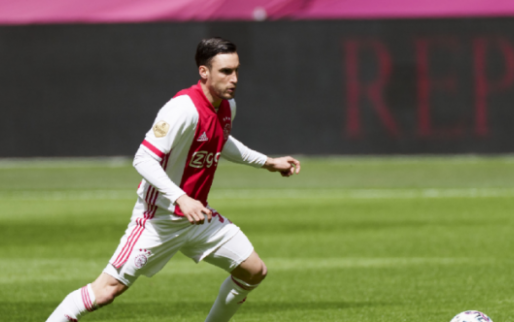 Tagliafico wil vertrekken bij Ajax: 'Een perfect moment om te gaan'