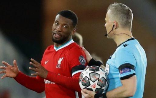 Wijnaldum zet deur wagenwijd open: 'Bayern mag zeker contact met ons opnemen'