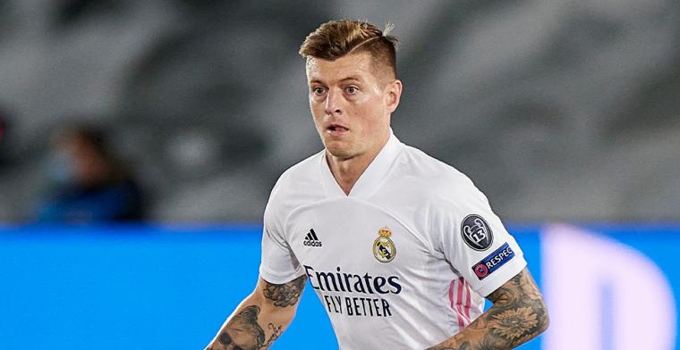 Kroos ligt niet wakker van Mount: 'Succes in je eerste Champions League-finale'