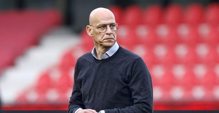 'Ik kan elke KKD-club trainen en misschien durven ze het in de Eredivisie ook aan'