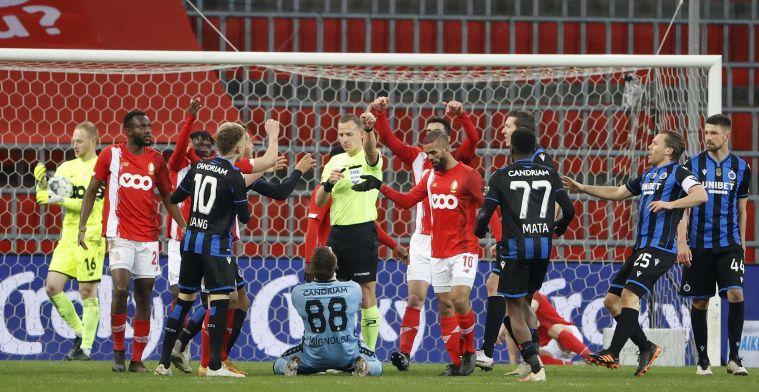 Club Brugge ligt op de loer: 'Contractonderhandelingen Standard gaan stroef'
