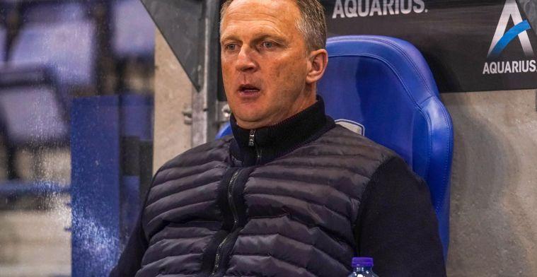 """Van den Brom lovend: """"Aanvalstrio KRC Genk is beter dan van Club Brugge"""""""