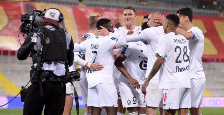 Lille koerst af op Ligue 1-titel, Newcastle deelt dreun uit aan Leicester