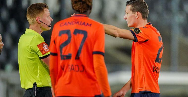 """Vanaken (Club Brugge) over EK-selectie: """"Nu zijn we er misschien alle twee bij"""""""