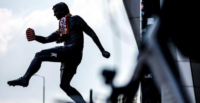 PSV blij met erkenning: Eredivisie-topscorer wint Van der Kuijlen-trofee