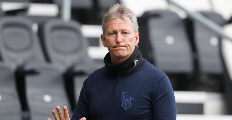 Wormuth trapt op rem ondanks dramatische reeks Twente: 'Vind ik al heel wat'