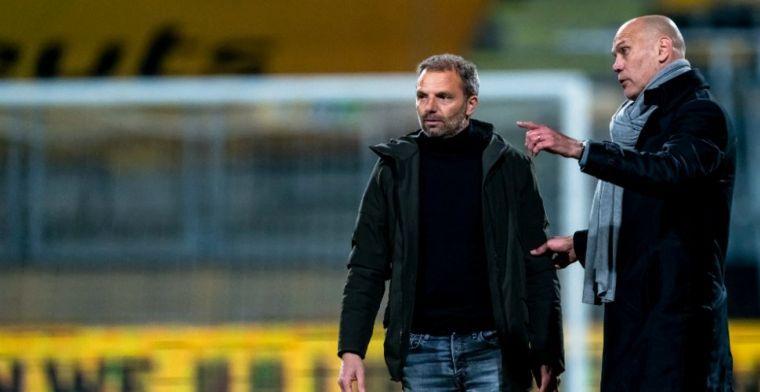 'Best wel boze' Steijn houdt voet bij stuk: 'Zelfde als met Europees voetbal'