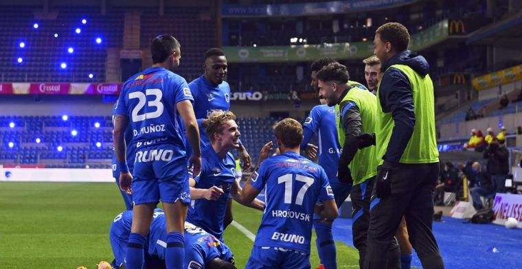 Genk 'prikkelt' Club Brugge en gelooft er weer in: Wij willen kampioen worden