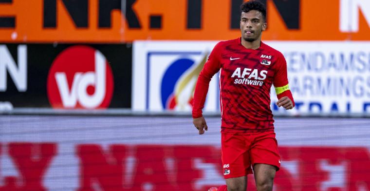 'Spel achter de schermen' tussen Ajax en AZ over veelbesproken Wijndal