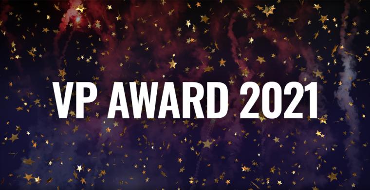 VP Award 2021: Ajax op één, twee en drie, Feyenoord en PSV in achtervolging