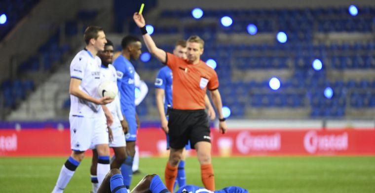 Extra zorgen voor Club Brugge, ook geen Vanaken tegen Antwerp