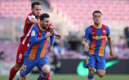 LIVE: Doelpunt Araujo afgekeurd, nog altijd 0-0 bij Barcelona - Atlético