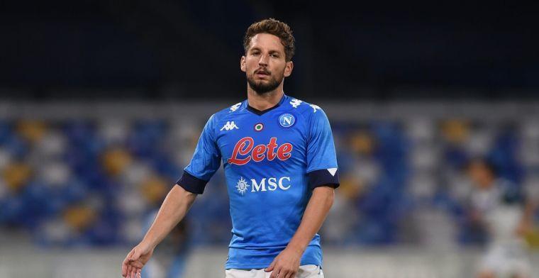 Zorgen om Mertens kunnen al de vuilbak in: 'Udinese niet in gevaar'
