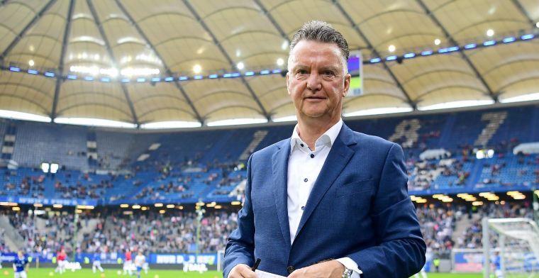 Van Gaal gelooft nog in titelkansen Barcelona: 'Is geen makkelijke tegenstander'