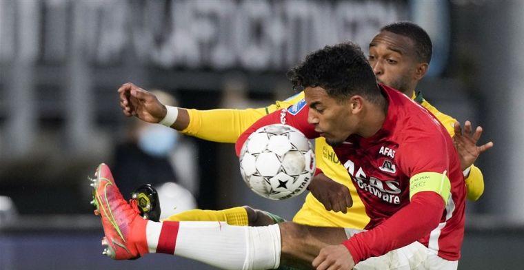 AZ in ondertal houdt Fortuna ternauwernood van zich af en legt de druk bij PSV