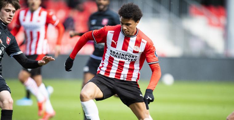 'Olympique Marseille laat oog vallen op talentvolle spits van PSV'