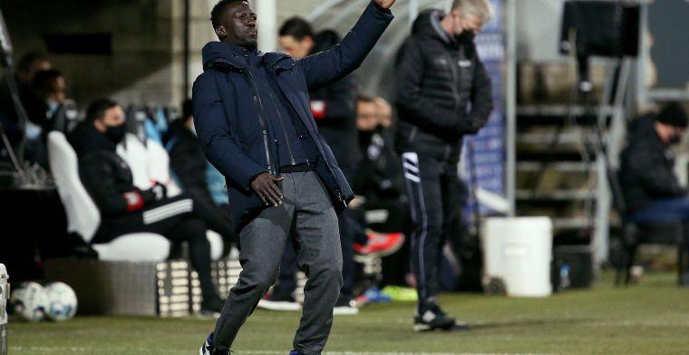 """Standard-coach Leye streng: """"Play-Off 2 niet spelen met pseudo-vedetten"""""""