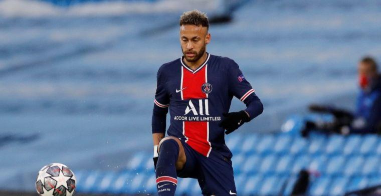 OFFICIEEL: Neymar blijft Paris Saint-Germain de komende jaren trouw
