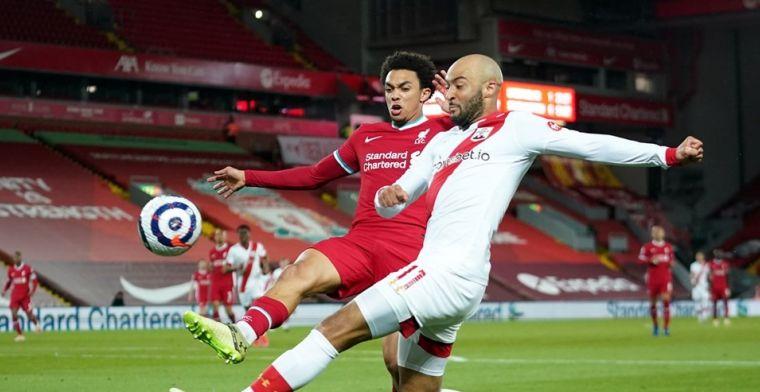 Liverpool kan de Champions League nog steeds halen na zuinige thuisoverwinning