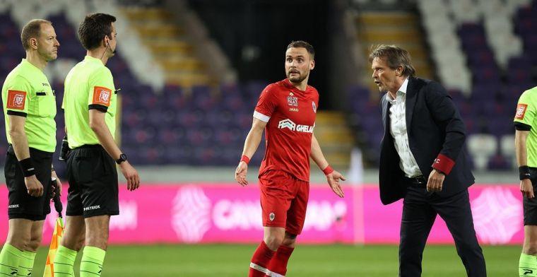 Vercauteren: Anderlecht kreeg de 2-2 door een cadeau van de ref