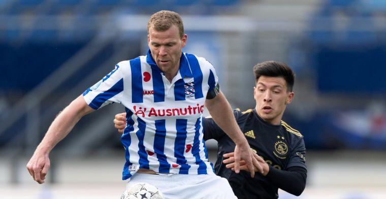 Jansen heeft één Veerman terug bij Heerenveen voor treffen met FC Utrecht
