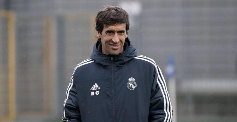 'Real-legende in beeld als nieuwe trainer van Eintracht Frankfurt'