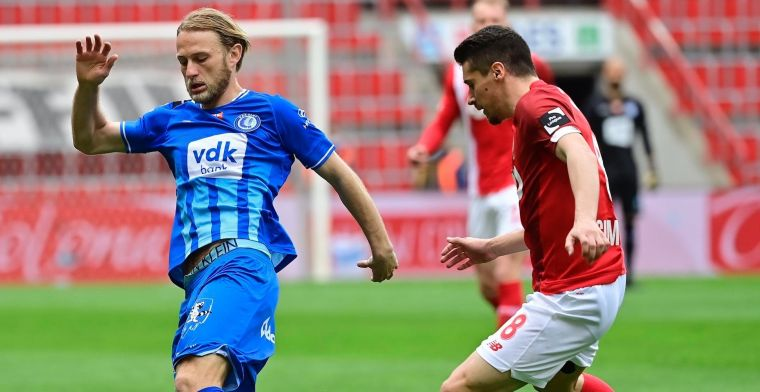 Standard doet goede zaak in Europe Play-Offs na zege tegen KAA Gent