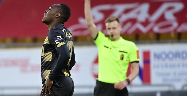 'Franse en Engelse interesse voor aanvaller van Standard'