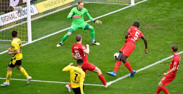 Sancho en Hazard zorgen voor feest in München: Dortmund helpt Bayern aan titel